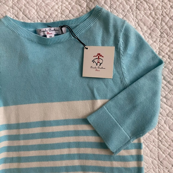 NEW Brook Brothers sweater